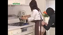 Gameshow: Japanese girl chef get fuck on | Watc...