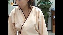 Japanese Teen Massage Naked and Wet