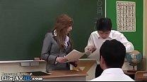 Jav teacher satisfies college students