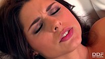 Must-see lesbo XXX action shows bombshells Zafi...