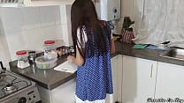My Beautiful Stepdaughter Cooking Submissive li...