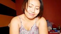 Asian amateur massage girl works her tourists c...