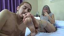 A Foot Fetish Fantasy TRAILER Thumbnail