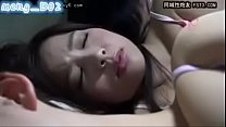 Watch Asian couple fuck hard next to sleeping teen preview