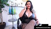 Cuban Goddess Of Porn, Angelina Castro, whips o...