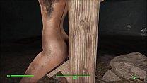 Fallout4 Sex crucifixion