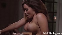 MILF Widow Falls For A Young Cock