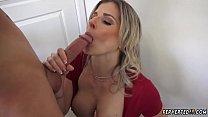 Big tit bikini sex Cory Chase big ass milf oiled