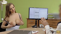 LOAN4K. Dirty sex on the desk happens because o...
