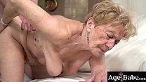Malya sucks Rob's throbbing cock