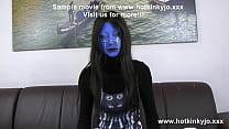 Halloween 2019 Hotkinkyjo scene - deep dildos &...