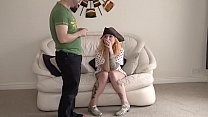 Tatooed British Lady Hypnotized by Lex