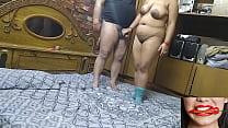 girlfriend and boyfriend with in hostel fun