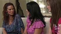 Watch Zoey Holloway and Syren De Mer Lesbian adventure preview