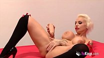 ENORMOUSLY TITTED Gina blesses us with an amazi...