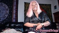 What's in my stripper b.? Diamond Ortega solo p...