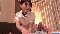 Hot japan girl Nana Nakamura get a great dick
