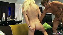 Cute Blonde Teen Angel Stone extrem squirting a...