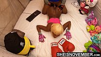 Arm Twisting Rough Deep Pussy BBC Sex Fucking Inside Young Little Ebony Spinner Coochie , Fucked Hardcore Doggy Style On Knees With Ass Up, Taking Big Cock Into Tight Vagina, Msnovember Screaming In Pleasure And Pain صورة