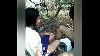 Indonesian Sex | Teen Fucking in the Bush