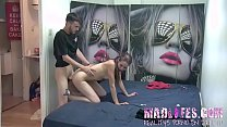 Skinny MILF Iraya is not over with that young c...