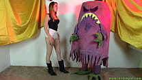 Vore Monsters mEAT La Vore Girl #3
