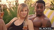BLACKED Kendra Sunderland Interracial Obsession...