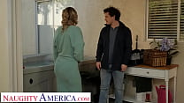 Naughty America - Rachael Cavalli can't contain...
