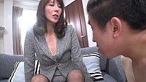 高身長ママ澤村レイコ44歳。ドMな男どものちんぽを...