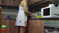 Watch A chair in the kitchen and a fucked with Pamela. SAN252 preview