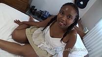Big Tits Big Ass Amateur in Ebony Teen Movie