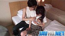 Nana Kurosaki in her wildest and kinkiest blowjob