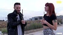 AMATEUR EURO - Spanish Redhead Babe Lilyan Red ...