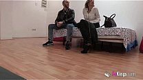 Divorced mature MILF hunts and bangs her y. nei...