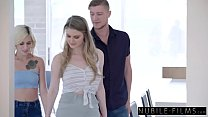 Bunny Colby Shares Her Boyfriend With College B...