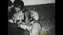Vintage lesbian sex with babes
