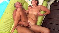 round ass hairy 76 years old mature gets rough ...