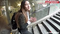 LETSDOEIT - Petite Asian Teen Brunette May Thai...