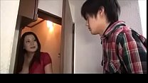 Japanese Milf And Young Boy
