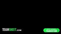 Petite Highschool Teen Marley Brinx Sex With Te...