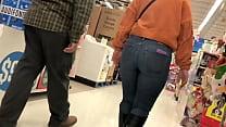 Milf In Blue Jeans in Store