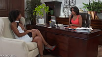 Exotic Penthouse Pets Layla Sin and Misty Stone...