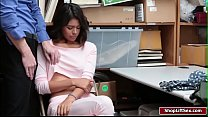 Latina banged by officer after getting caught s...