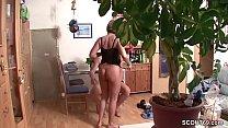 Deutsche Mutter heimlich beim ficken mit Nachba...