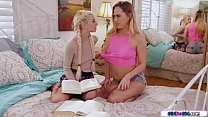 Small tits teen wants something else from her b...