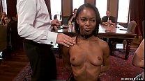 House slave Mona Wales is tasked keeping ebony ...