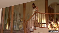 Aurora Snow takes BBC in her ass to fulfill her...