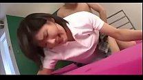 Japanese School Girl Gets Laid
