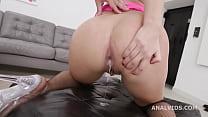 Pee with 3 BBC, Daphne Klyde Balls Deep Anal, D...