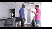 Watch Two sexy ebonies fuck their dads preview